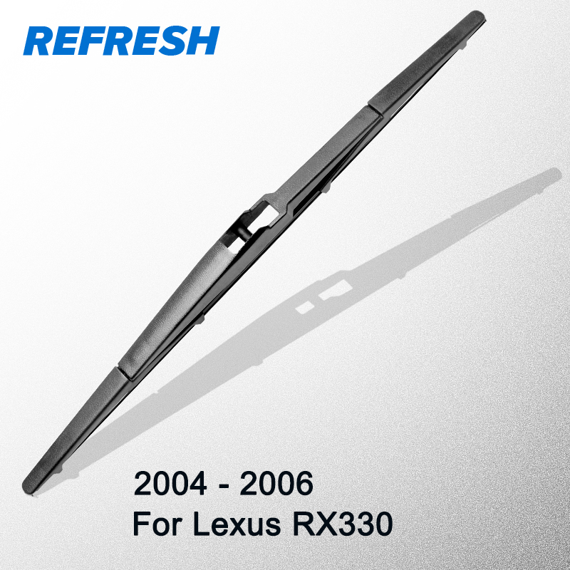 "Lexus Rx 2005 2006 Automatic Transmission Speed: REFRESH Rear Wiper Blade For Lexus RX330 14"" 2004 2005"