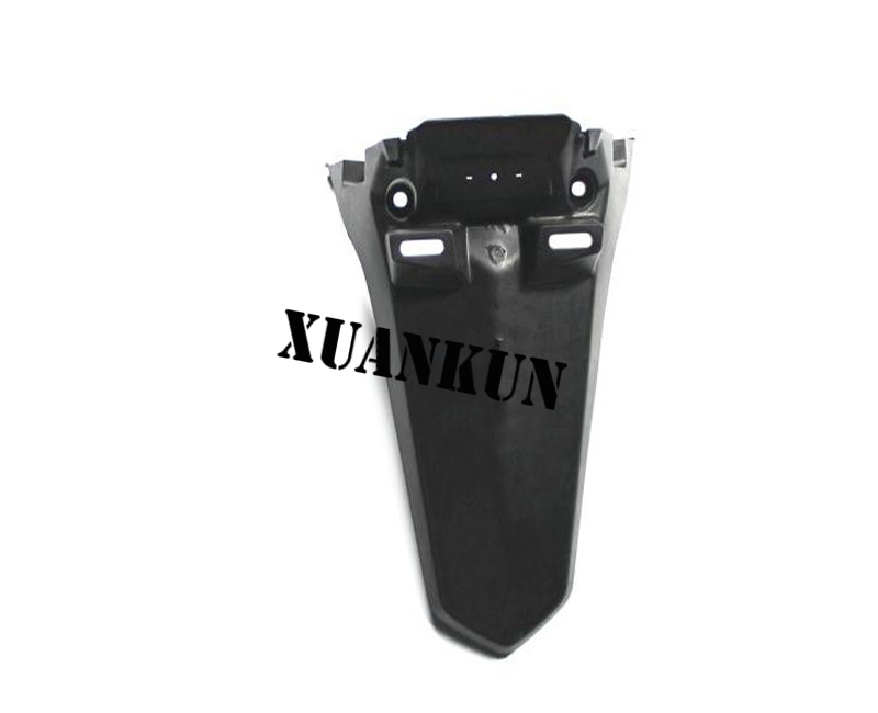 XUANKUN Electric Car Accessories Electric Motor Scooter Mud after the Rear Fender Rear Mudguard стоимость