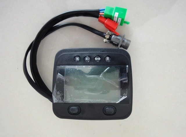 LCD SCREEN SPEEDOMETER/INSTRUMENT OF LINHAI 260 ATV AND LINHAI300ATV /400ATV OR QUAD