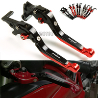 Motorcycle Brake Clutch Levers For Bajaj Pulsar 200 NS RS AS 200RS 200AS 200NS 2012 2013 2014 2015 2016 Adjustable Folding Lever