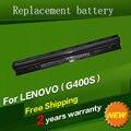 JIGU L12L4A02 L12S4E01 Замена Аккумулятор Для ноутбука lenovo Ideapad G400s G500s G510s S410p G410s G405s G505s S510p