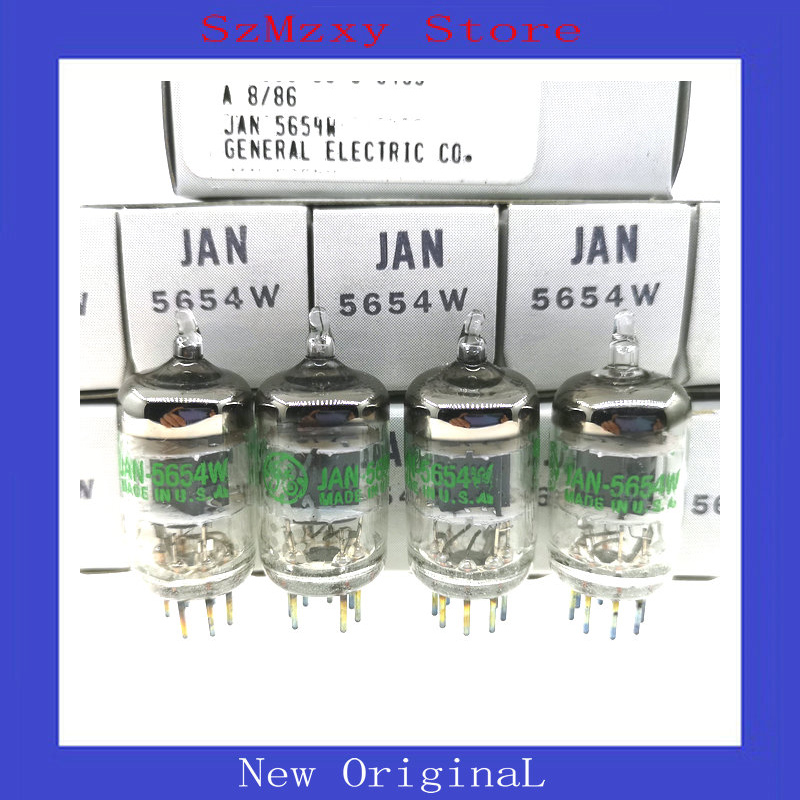 4PCS/LOT  HIFI USA Tube 5654 5654W Only A Generation 03B 403A 6AK5 EF95 6J1