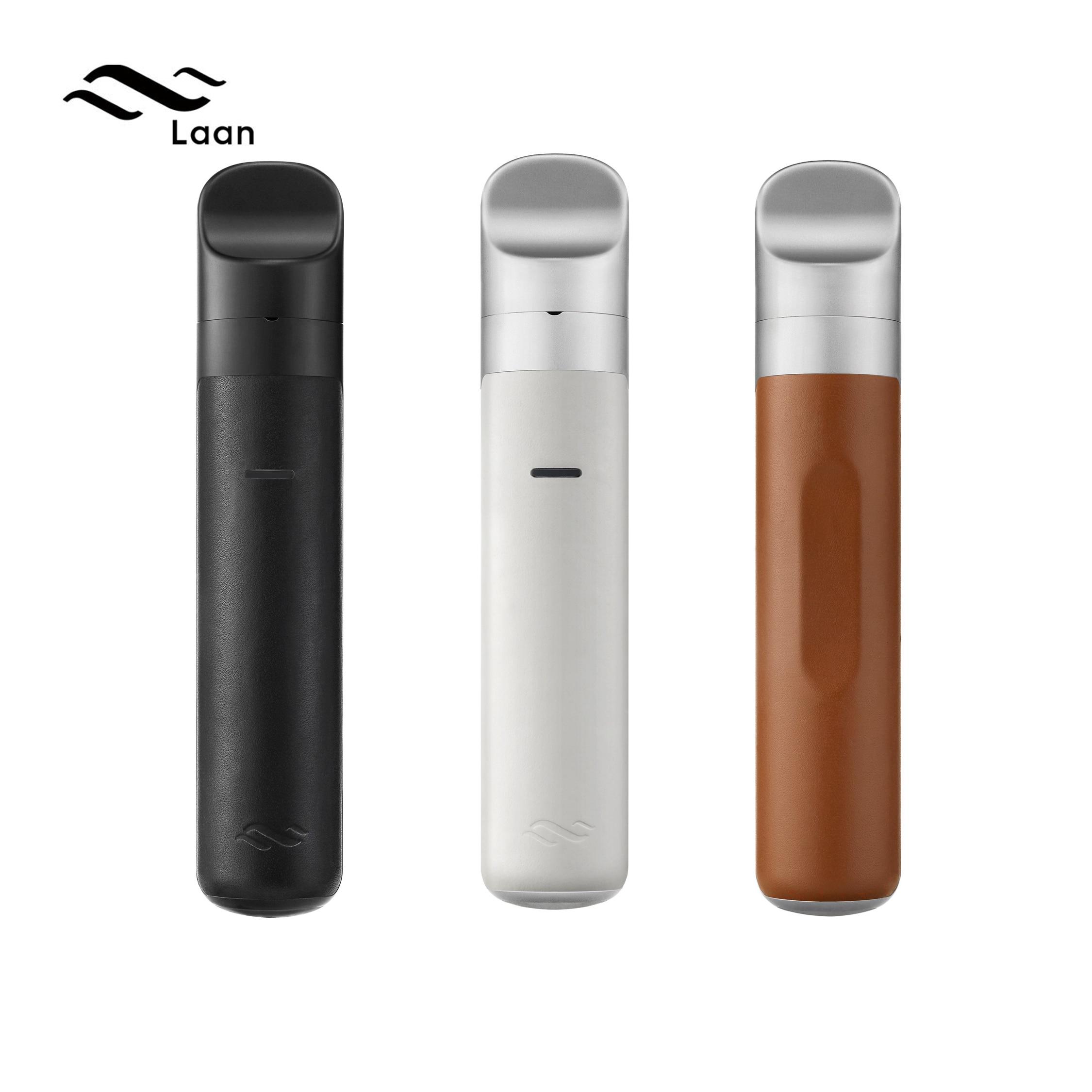 Vape Pen Shanlaan Laan Pod Mod Electronic Cigarettes 1300mah 40W Starter Kit Cartridge All In One Vape Vaporizer