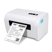 new arrival New Arrival 108mm 4 inch Thermal Label Barcode Printer USB Port ePacke Shipping Label Printer 100*150 (4)