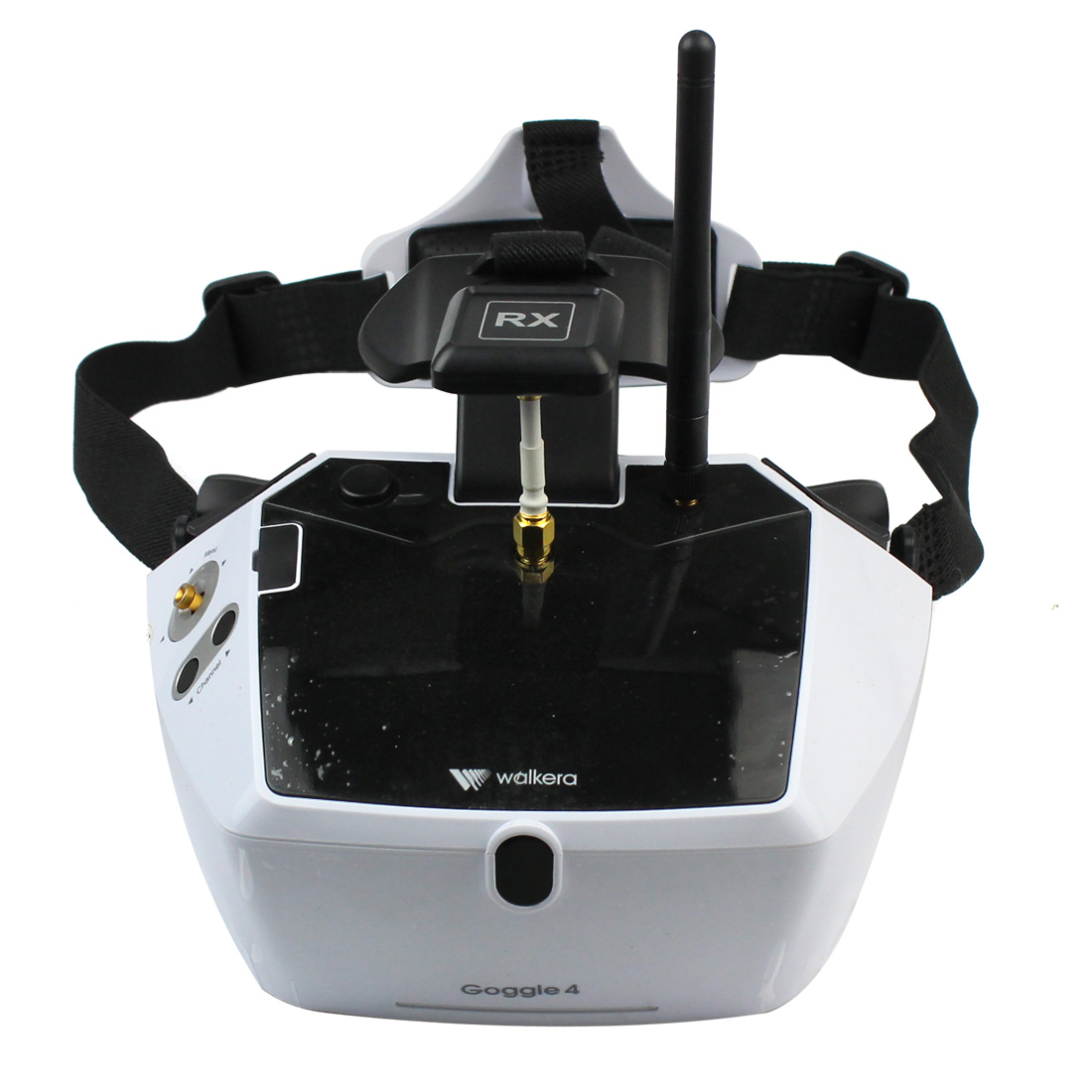 Original Walkera 5 8G 40channels Goggle4 Goggle 4 FPV Video image transmission glasses FPV spectacles with