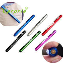 High quality Medical First Aid LED Pen Light Flashlight Torch Doctor Nurse EMT Emergency 920