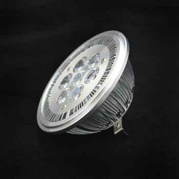 Free Shipping 10pcs/lot 14W Spotlights G53 ES111 QR111 AR111 LED lamp AC 85-265V for Home Decoration Indoor Lighting Lamp