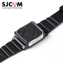 SJCAM Regendicht Afstandsbediening Horloge WiFi Wrist Band voor SJ6 SJ7 SJ8 Pro/Plus/Air SJ9 Strike/ max SJ4000X Actie Camera Accessoire
