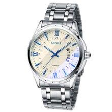 Quartz Automatique horloges de luxe des hommes d'affaires Montres étanche top qualité marque montre-bracelet militaire vintage relogio masculino