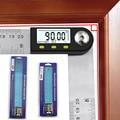 0-300 мм Цифровой Измеритель угла 0-360 градусов из нержавеющей стали LCD транспортир линейка гониометра