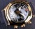 Forsining Tourbillion Convex Vidro Elegante 3D Designer Genuine Leather Strap Mens Relógios Top Marca de Luxo Relógio Relógio Automático