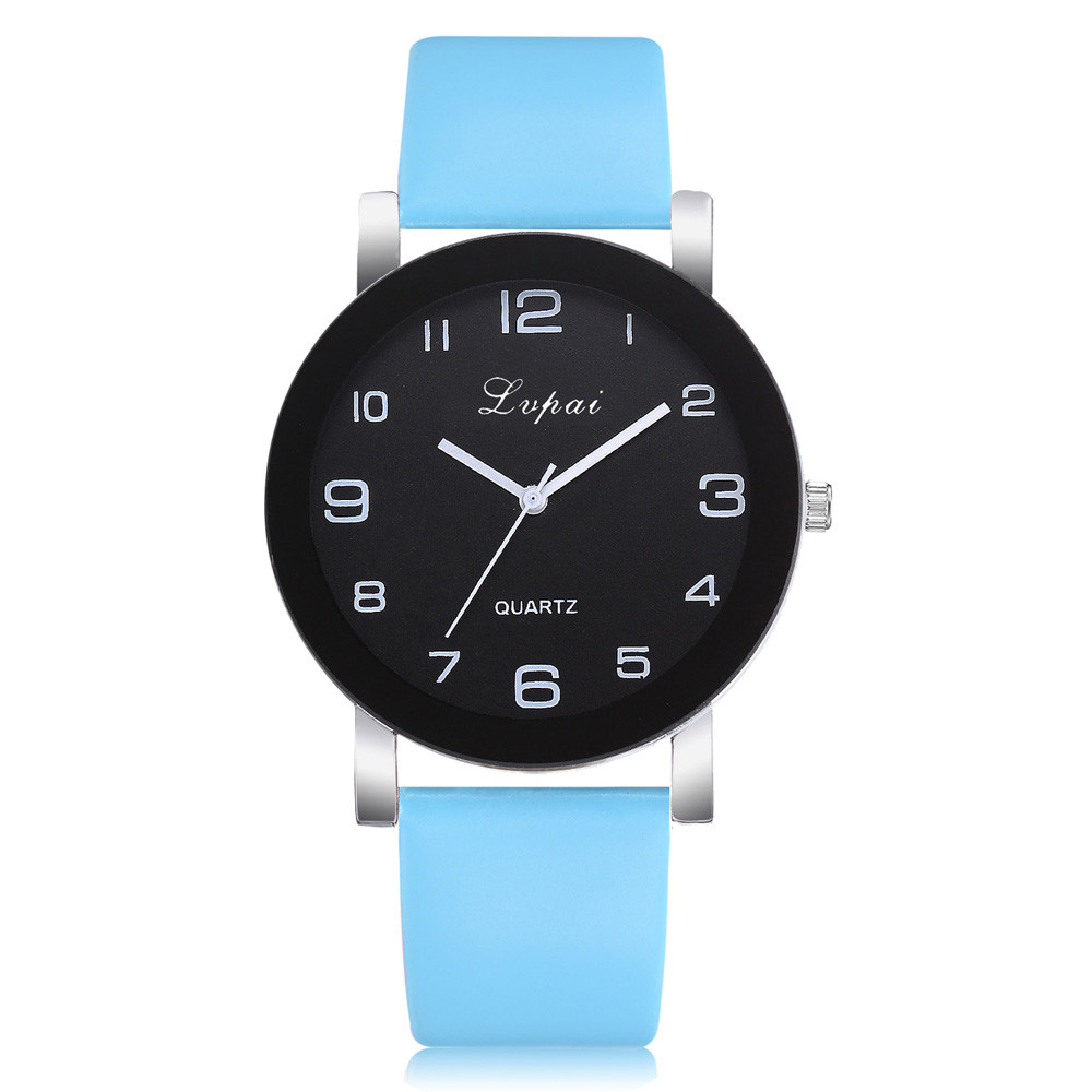 IsMyStore: Fashion 2020 Lvpai Women's Casual Quartz Leather Band Watch Analog Wrist Watch Valentine Gift Crystal Stainless Steel Dropship55
