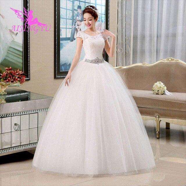 Aijingyu Kleider Hochzeit Kleid Braut Shop Online China Wk572 Wedding Dresses Aliexpress