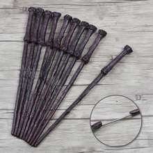 Harri Magic Wand Iron Core Dumbledore Old Cosplay Stick Christmas Gift Kid gloves Toys