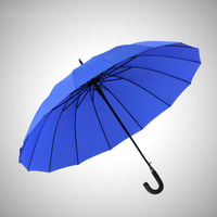 Automatic Long Handle Umbrella Custom Logo Windproof Rain And Sun Umbrellas Large Uv Umbrella Umbrella Corporate Gifts 50ys053