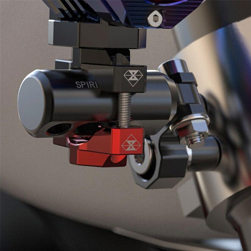 Spirit Beast Extension Rod Multi-Function Bracket Modification Accessories Motorcycle Spotlight Bracket Under The Board Function