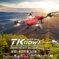 App Управления НОВЫЙ Skytech TK110HW Wifi FPV 720 P HD Камера Складной RC Мультикоптер Drone & Высота Функция Удержания