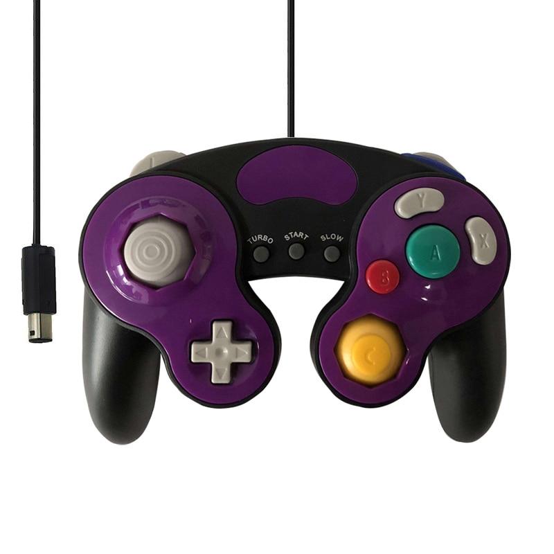 Per Gamecube Controller USB Wired Joystick palmare per Nintend per - Giochi e accessori - Fotografia 5