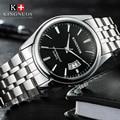 2020 Top Marke Luxus herren Uhr 30m Wasserdicht Datum Uhr Männer Sport Uhren Männer Quarz Casual Armbanduhr relogio Masculino-in Quarz-Uhren aus Uhren bei