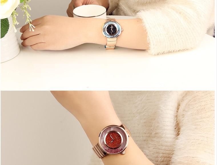 Melissa Marca de Jóias de Luxo Relógios