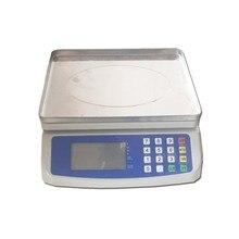 Oman-T580A 30кг электронные цифровые недорогие вычислительные весы с выяснить цена функция