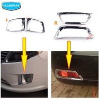 For Geely GC7,Car front fog light frame cover