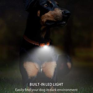 Image 3 - 800m elektryczna obroża do szkolenia psa Pet zdalnie sterowana wodoodporna ładowalna z wyświetlaczem LCD dla wszystkich rozmiarów Shock Vibration Sound
