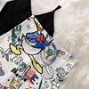 Women's Pencil skirt 2019 New Cartoon Mouse Print High Waist Slim Skirts Young Girl Summer Large Size Japan Female Falda SP534 3