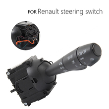 Steering Column Switch for Renault 2012 251682 8201167988 681726046R for Dacia Dokker Lodgy Logan Sandero 255405056R