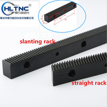 Transmission shaft engraving machine rack 1.25 mode 22mmx25mm length 1400mm straight rack/ slanting rack