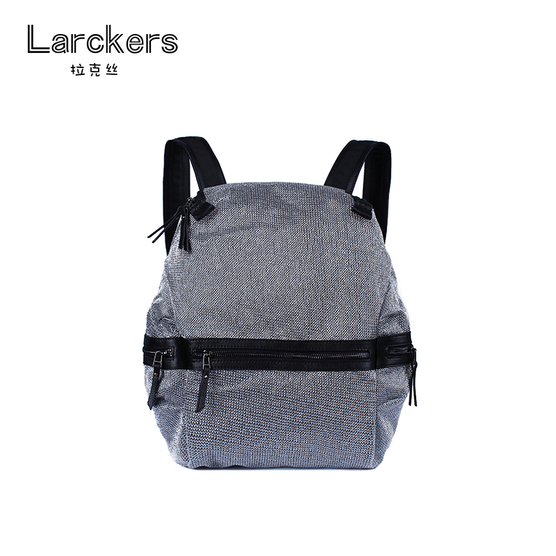 Nouveau multis silt poches mode femmes sacs à dos métallique argent sac à dos net évider voyage sac à dos cartable