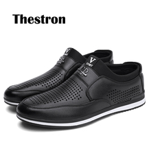 hot deal buy breathable men leather casual shoes business casual polka dot shoes spring autumn new fashion loafers fur without laces for men