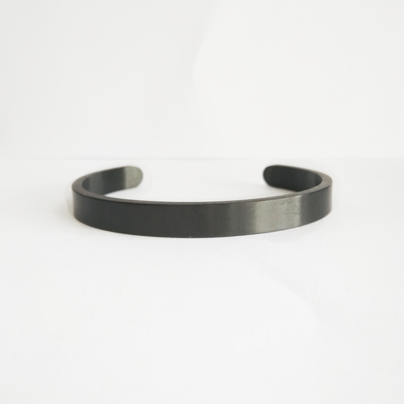 8.4 Stainless Steel Double Dragon Head Twisted Cuff Bangle Length