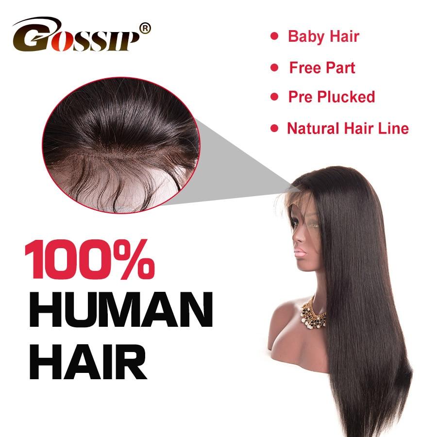მალაიზიის სწორი მაქმანი - ადამიანის თმის (შავი) - ფოტო 4
