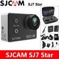SJCAM SJ7 Star acción Cámara 4 K deportes DV WiFi Ultra HD 2,0 Pantalla táctil 30 m impermeable remoto original SJ Cam Ambarella A12S75