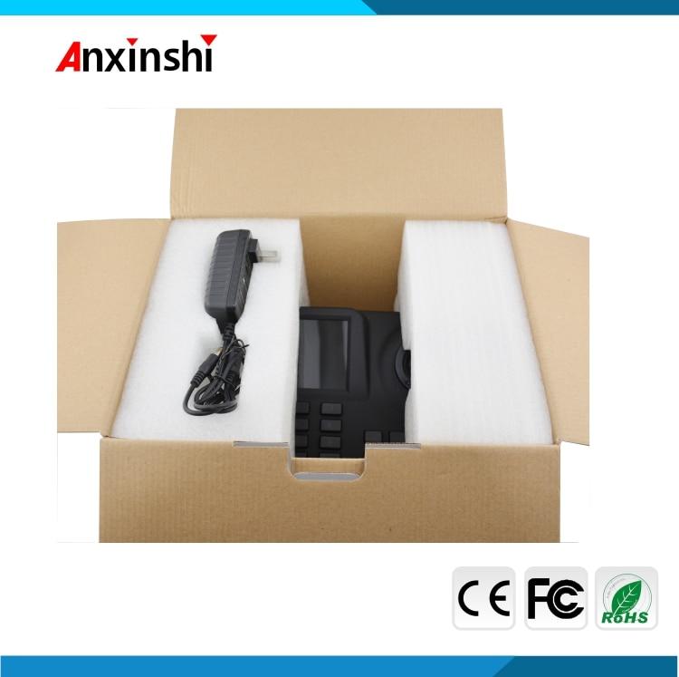 Producto caliente 5 pulgadas LCD IP PTZ teclado para cámara controlador 3D Joystick pantalla de visualización de red controlador de teclado PTZ onvif - 6