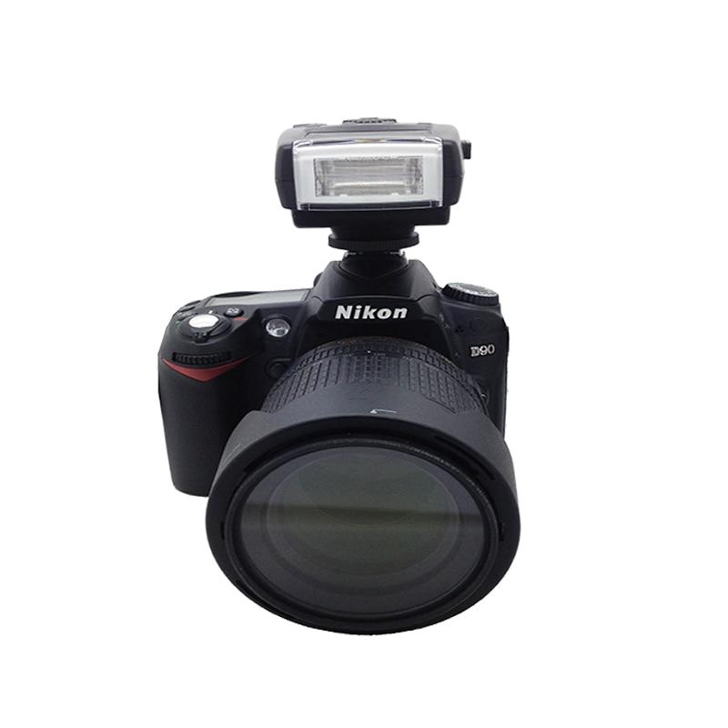 Meike MK-300 MK300 LCD i-TTL TTL Speedlite Flash Light For Nikon