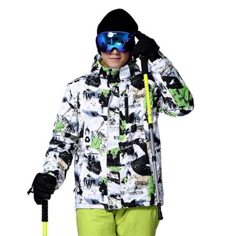 Online Shop Brand Winter ski Jackets Men Top Quality Outdoor ...