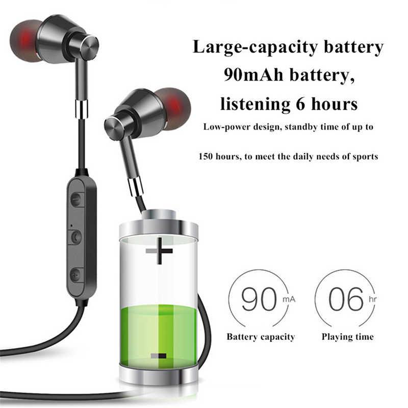 Tai Nghe không dây Tai Nghe Bluetooth 5.0 Thể Thao có Mic Cho Tele2 Đầm Midi 1.1 Maxi Plus Đầm Maxi LTE Midi LTE Mini mini (1.1) đô thị