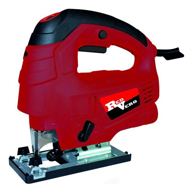 Jig Saw electric RedVerg RD-JS850-100C hammer drill electric redverg rd rh1500 power 1500 w drilling in concrete to 36mm антивибрационная system