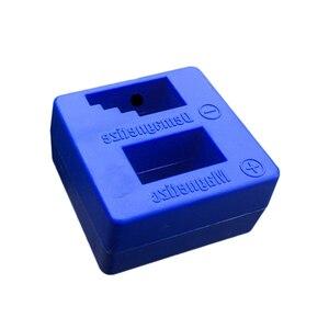 Image 3 - Herramienta desmagnetizadora, destornillador, puntas de banco, dispositivo práctico, destornillador magnetizado, desmagnetizador rápido, utensilio doméstico