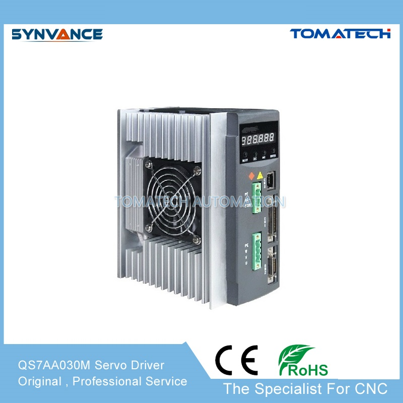 CNC Machine parts High cost effective 30A servo motor driver