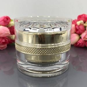 Image 2 - 8pcs/lot 30/50g Empty Jar Bottle For Cosmetic Face Eye Essence Cream 30/50/120ml Makeup Beauty Cleanser Toner Emulsion