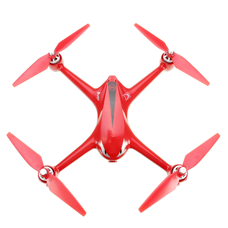 Stock MJX B2W Bugs 2W Monster WiFi FPV Brushless With 1080P HD Camera GPS Altitude Hold RC Quadcopter Helicopter Drone Toy RTF