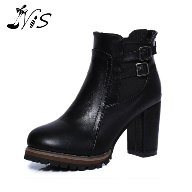 f4cfdea112b26 NIS Winter Ankle Boots For Women