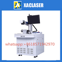 ФОТО xaclaser favorable price fiber laser marking machine for metal marker with high quality