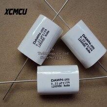 Nenhum senso de absorção de alta-tensão de capacitores 0.22 UF 1200VDC capacitor