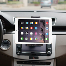 Universal 7 8 9 10 car tablet PC holder Car Auto CD Mount Tablet Holder Stand for iPad 2 3 4 5 6 Air 1