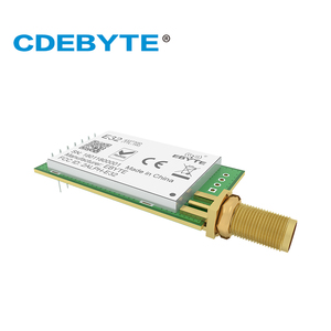 Image 4 - 10pc/lot 433MHz SX1276 LoRa UART Wireless Transceiver E32 433T30D IoT 433 mhz 30dBm Transmitter Receiver Long Range Transmission