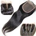 8a frete grátis hetero lace closure com atacado peruano virgem cabelo top lace closure tamanho 4x4 100% cabelo humano virgem